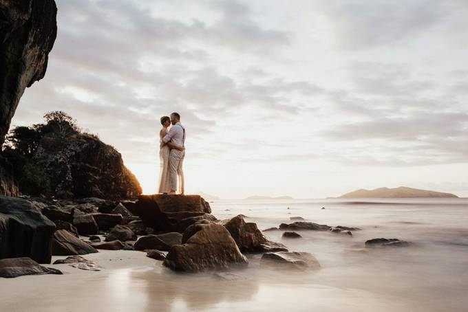 Rachel and Rohan by konradthorpe - Romantic Photo Contest