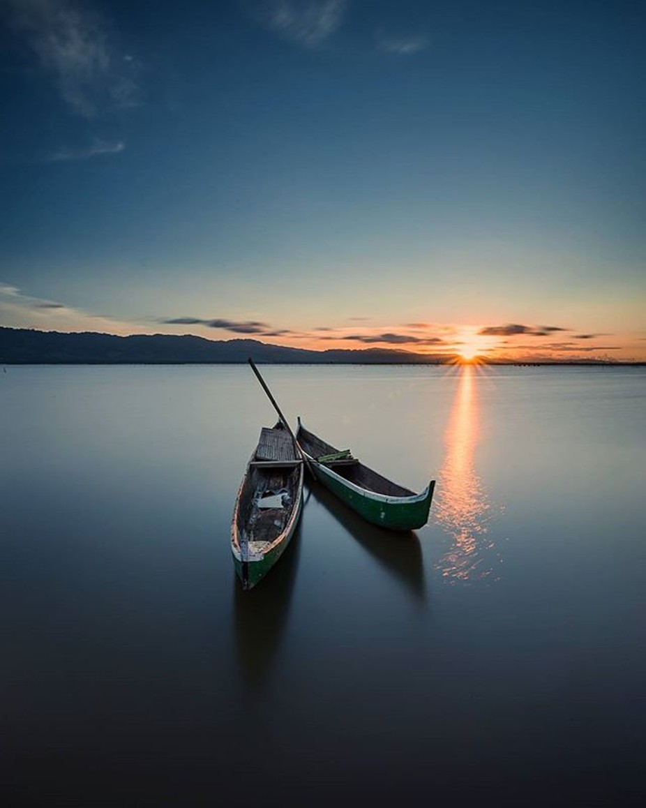 Two boat by onald_ - Image Of The Month Photo Contest Vol 26