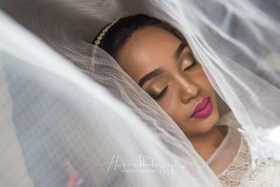 Unveiling the Bride