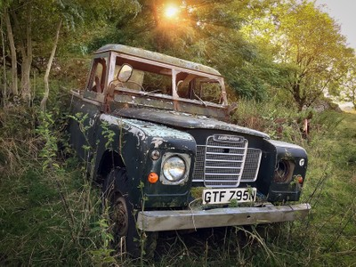 Slow death of a Landy