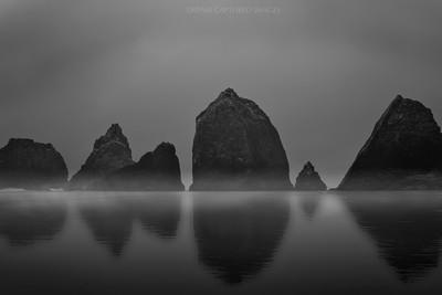 Oceanside Reflection Rocks