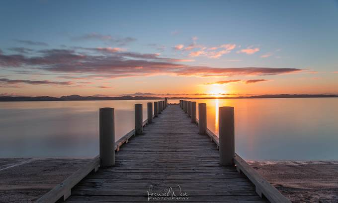 The Morning Rise by gwestnz - Promenades And Boardwalks Photo Contest
