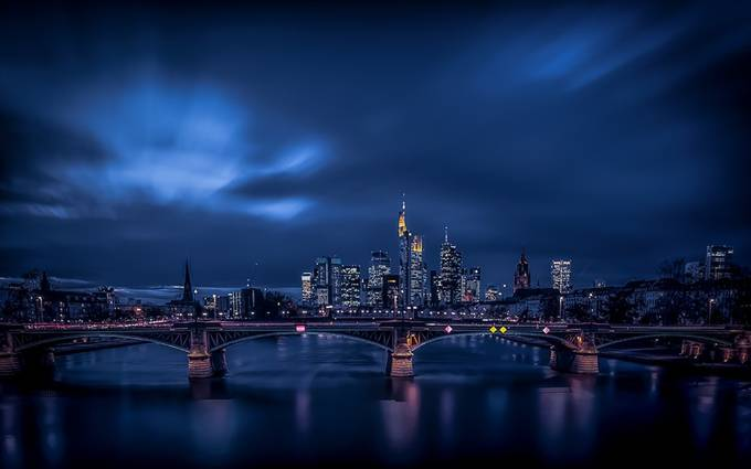 Gotham City by anneberingmeier - Image Of The Month Photo Contest Vol 26
