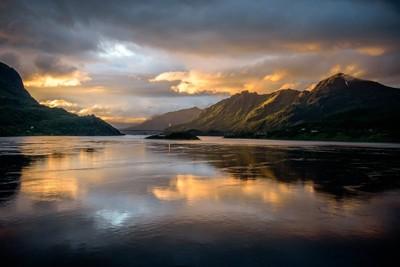 Lofoten_Sunset