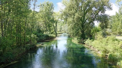 THE RIVER -