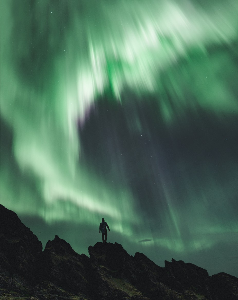 Amazing Aurora painting the sky by christiantrustrup - Covers Photo Contest Vol 41