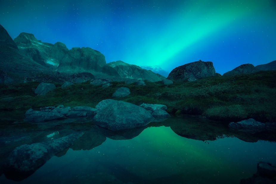 When in Greenland last summer, one of my dreams was to see the northern lights. So I frantically ...
