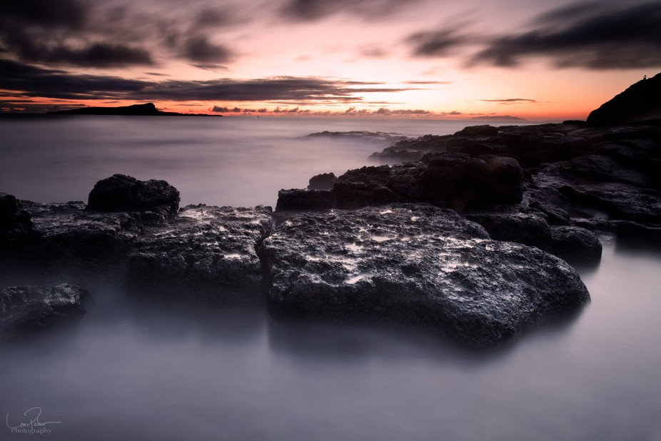 Sunrise at Maka'Pu beach. As you can see from my photo's a place i like to go a...