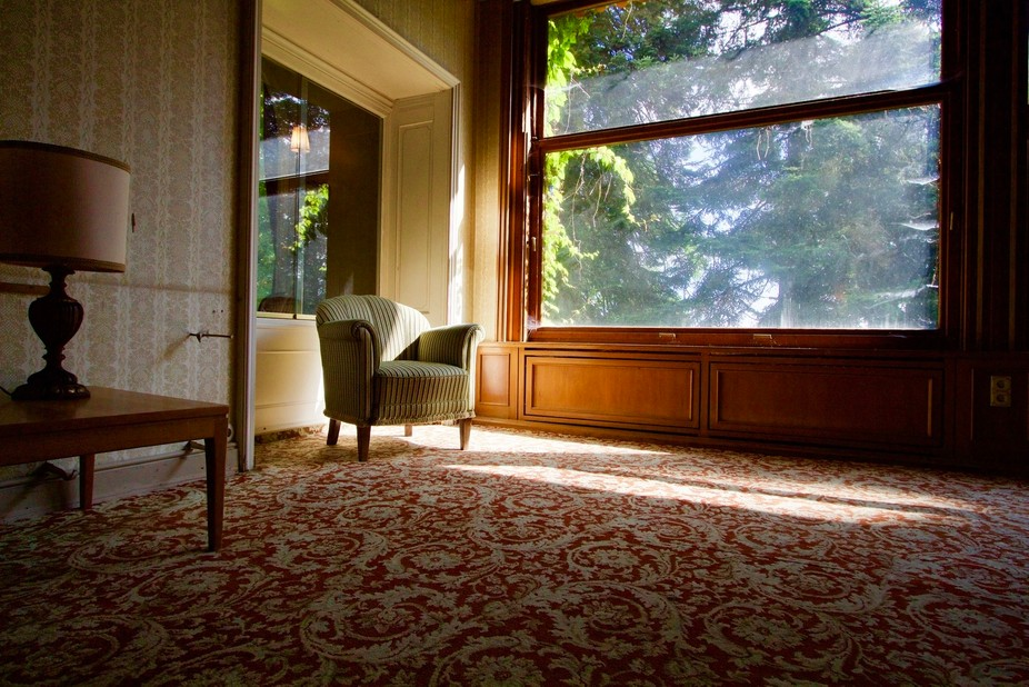 Lost Hotel in the Black Forest Germany
