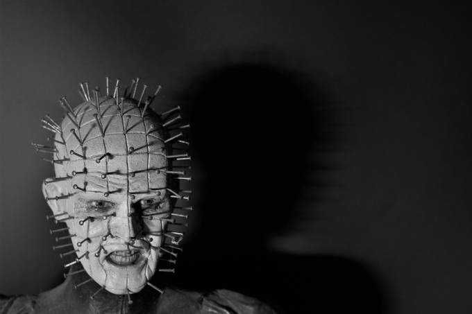 pinhead by ismeghead - Halloween Photo Contest 2017