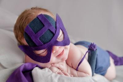 Baby Hawkeye