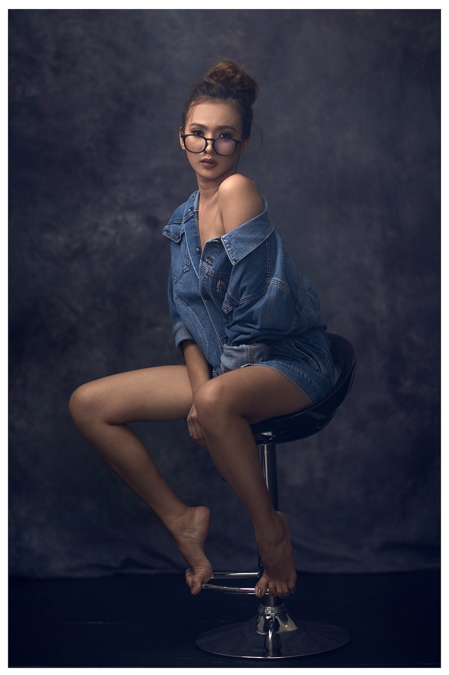 Jea by markquitos - Her In The Studio Photo Contest
