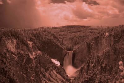 Grand Canyon IR