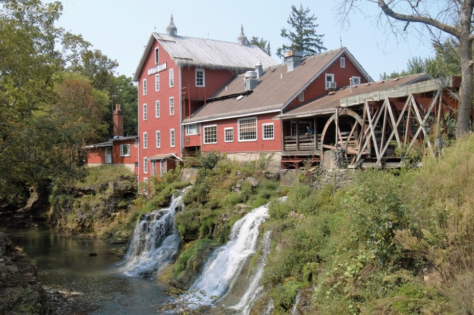 Clifton Mill, Clifton, Ohio
