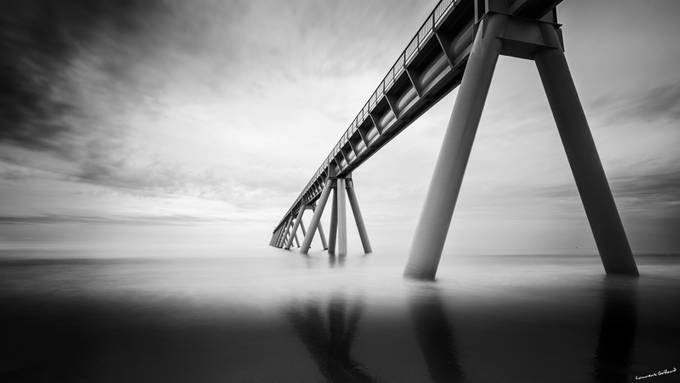 Pier in time by LowKal - The View Under The Pier Photo Contest