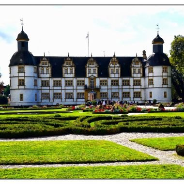 Schloß being german for Castle.
