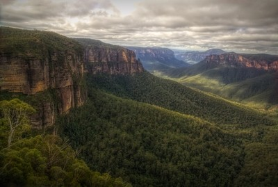 Ble Mountains VB1