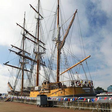 Kaskelot Tall Ship