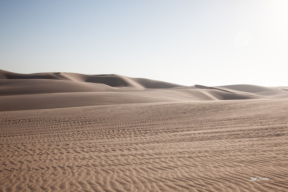 This was another point and shoot on the move photograph in the dunes of southern Namibia just nor...
