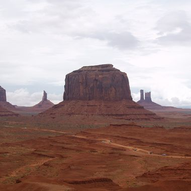 This is another Icon view of Monument Valley