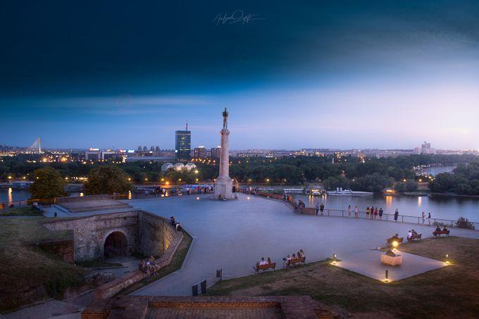 Belgrade Fortress. by Ardijan - Promenades And Boardwalks Photo Contest