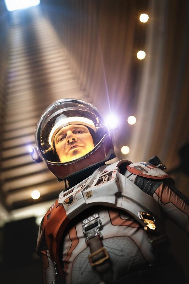 Into Infinity by kierankerrigan - Science Fiction Photo Contest