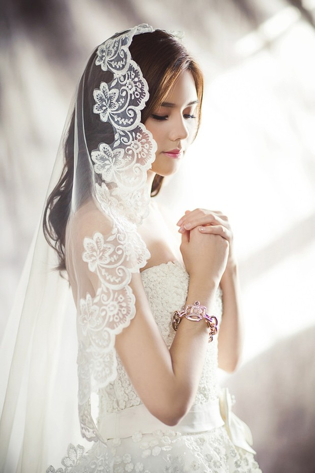 Beautiful bride by kierandurrantphotography - Elegant Moments Photo Contest