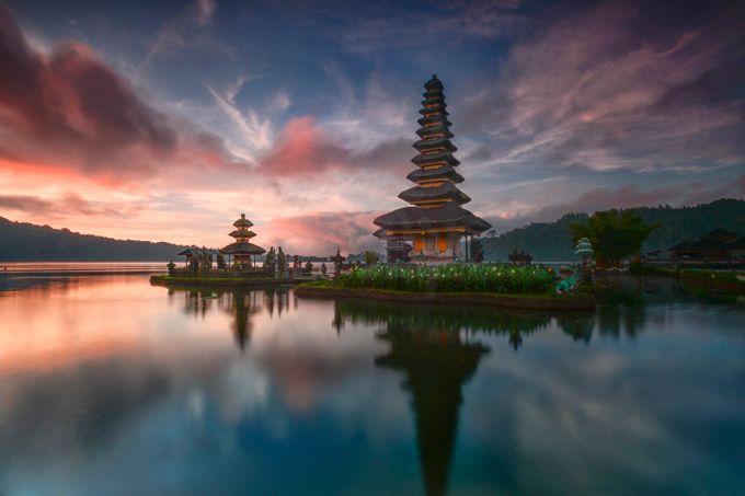 Pura Ulun Danu by pimpin_nagawan - Simply HDR Photo Contest