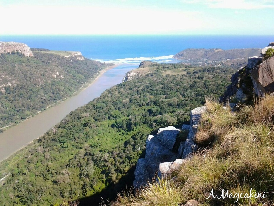 Located in Port St Johns Eastern Cape, a small town that is economically dependent on  eco-touris...