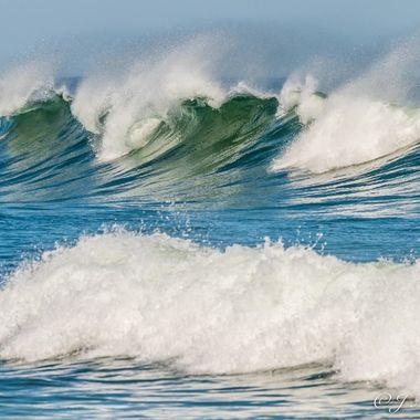 Nauset Beach Waves 3