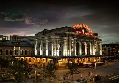 Union Station Evening