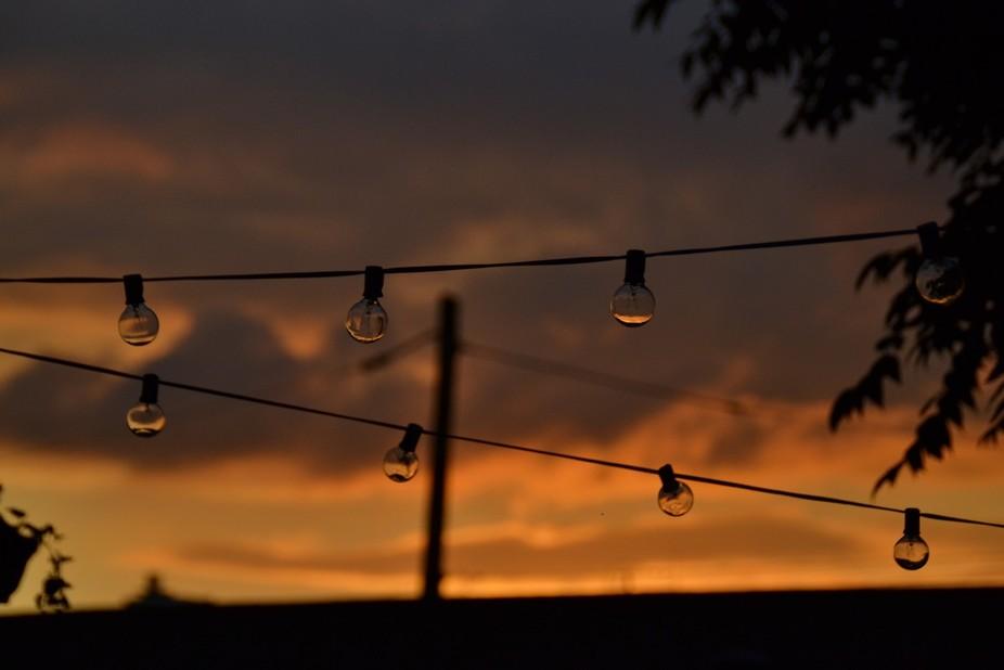 Sunset on Summer