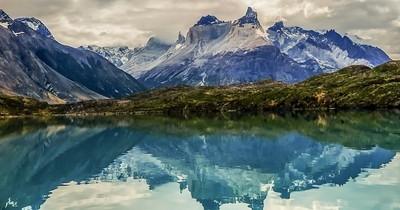 Lake Pehoe & Towers - Patagonia
