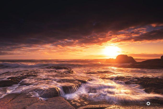 Galician sunset VIII by MarcosRodriguezSilva - Covers Photo Contest Vol 42