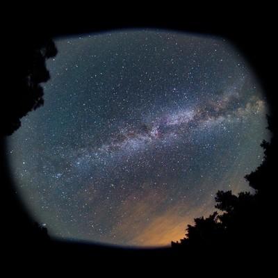 Milky Way Fisheye