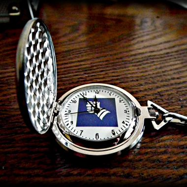 20 Armoured Brigade pocket watch.