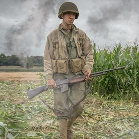 WW2 Reenacting event UK