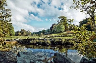 The River Brathay (Vestige of Beauty Edit)