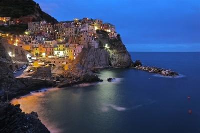 Italia 5Terre Manarola