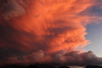 IMG_5186, Storm Clouds, Sierra Vista Arizona, 15 Sep 17