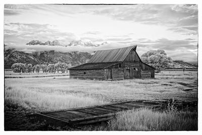 The Venerable Moulton Barn