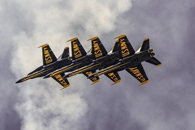 Blue Angels Perfection