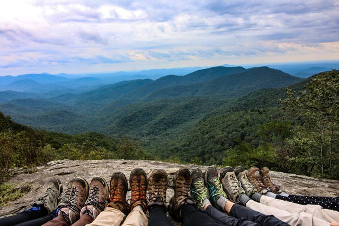 Chilling in the mountains  by davehankison - Sitting In Nature Photo Contest