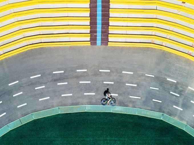 87 Photographers Go After Their Subjects From Above