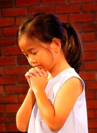 When a Child Pray...God listens!