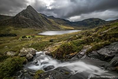 Carneddau Autumn I Ogwen Valley I Snowdonia I North Wales