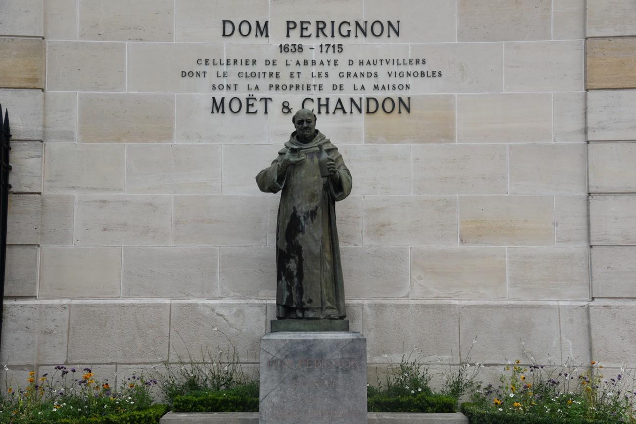 Moët & Chandon Winery in Moët & Chandon