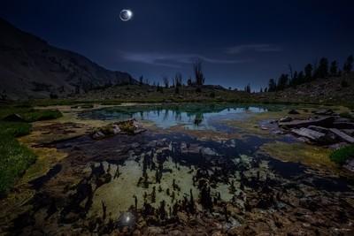 Eclipse Alien Scape
