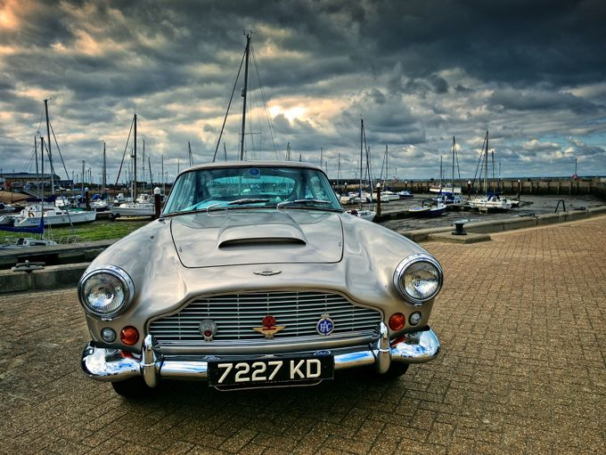 Aston Martin by markguy_1809 - Simply HDR Photo Contest