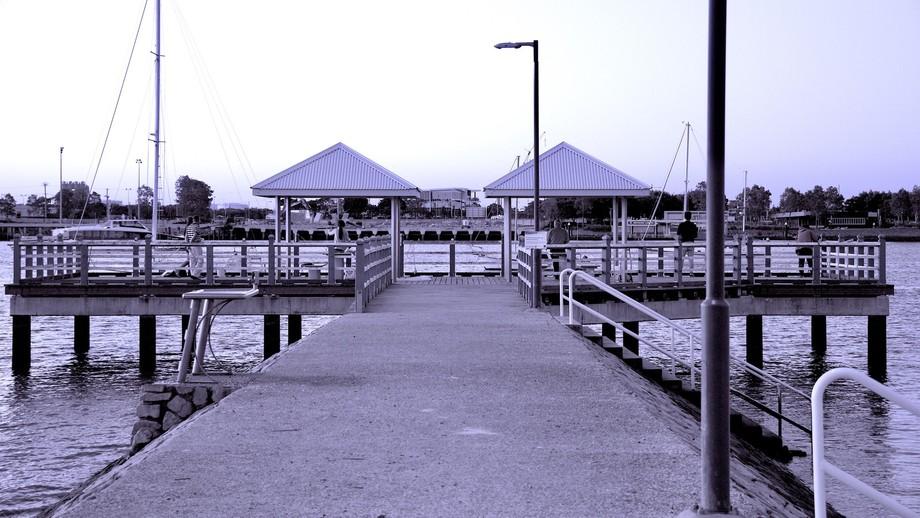 Colmslie Jetty Boat Ramp Brisbane QLD